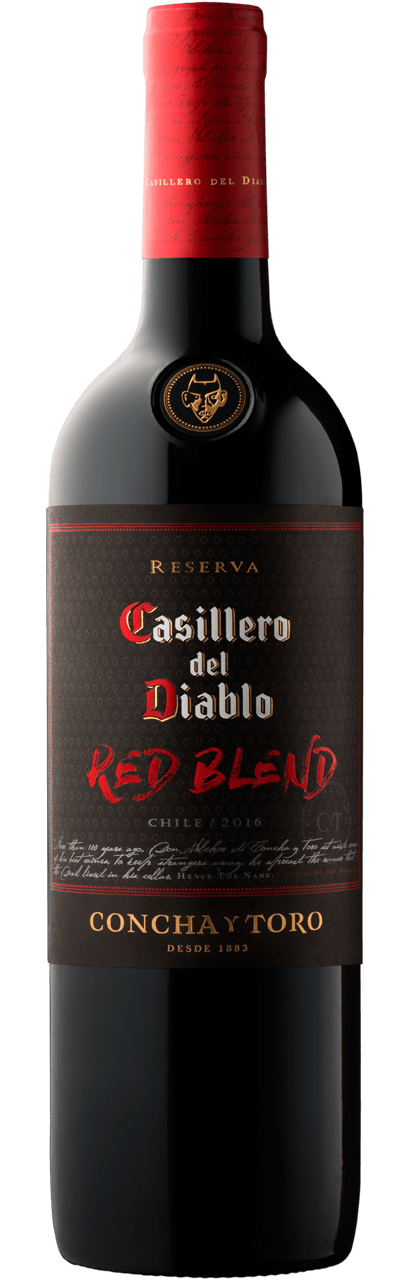 Red Blend - Bottle