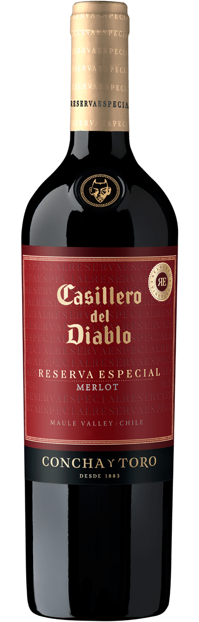 Reserva Especial Merlot - Bottle