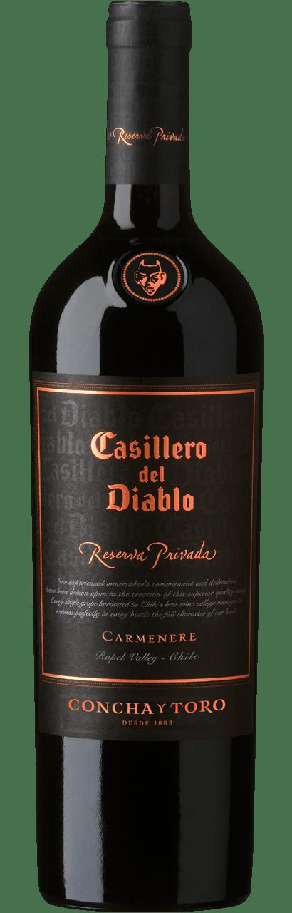 Reserva Privada Carmenere - Bottle