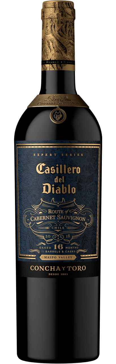 Route of Cabernet Sauvignon Maipo Valley - Bottle